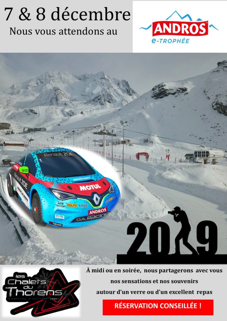 Trophée Andros Val Thorens